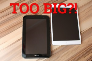 Read more about the article GeekOutdoors Ep16: iPad Pro, Samsung Galaxy View – Too BIG?
