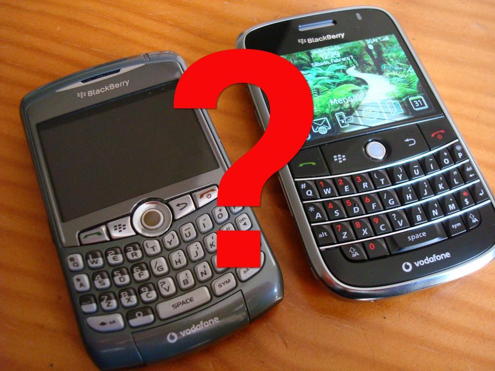 GeekOutdoors Ep17: Blackberry Who?