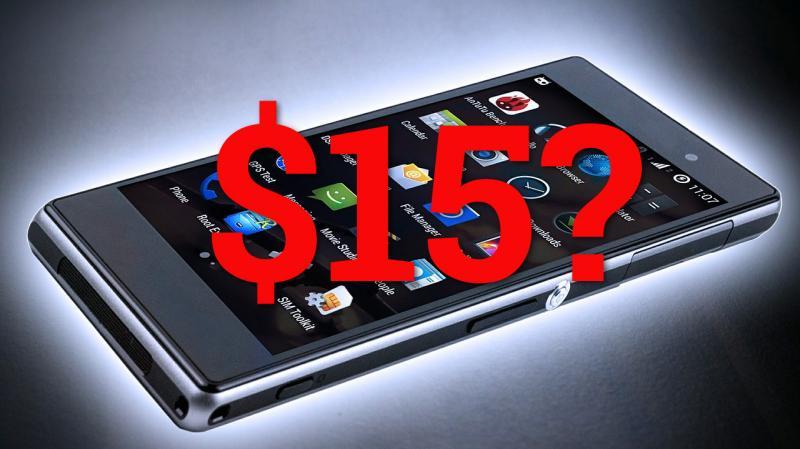 GeekOutdoors Ep12: $15 Smartphone?