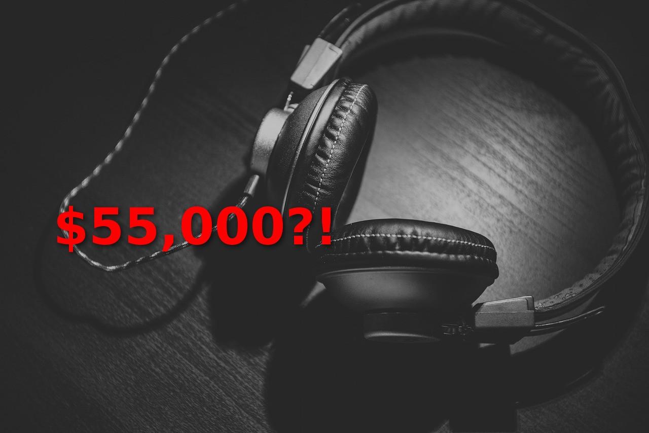GeekOutdoors Ep22: $55,000 Earphones, Amazon Books