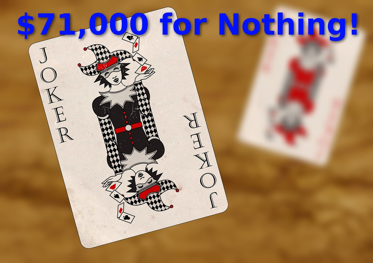 GeekOutdoors Ep33: Cards Against Humanity $71,000 for Nothing!