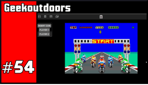 GeekOutdoors Ep54: Top 5 Arcade Games of All Time