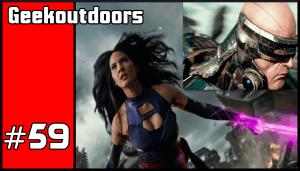 GeekOutdoors Ep59: Super Bowl Trailers Mega Reviews 2016