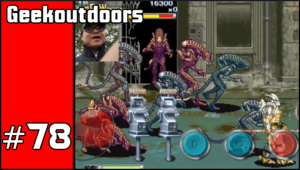 GeekOutdoors Ep78: Alien vs Predator – Mobile Gamer