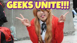 GEEKS UNITE!!!